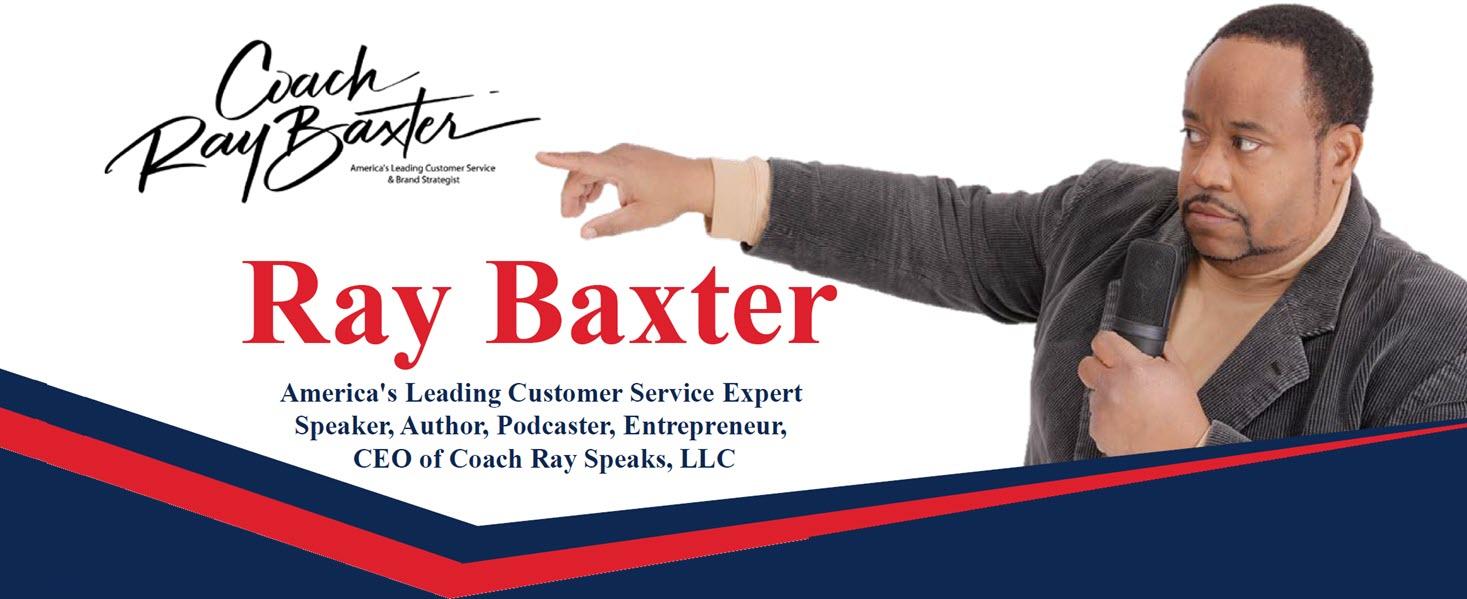 Coach Ray Baxter Customer Service Expert